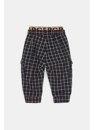 BG Baby Erkek Bebek Ekose Pantolon Renkli